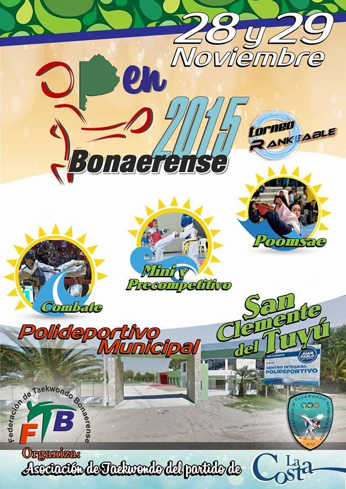 open bonaerense 2015
