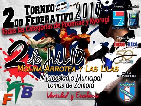 2do Torneo Federativo 2017